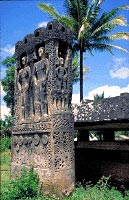 The tomb of the Raja of Anakalang, West Sumba