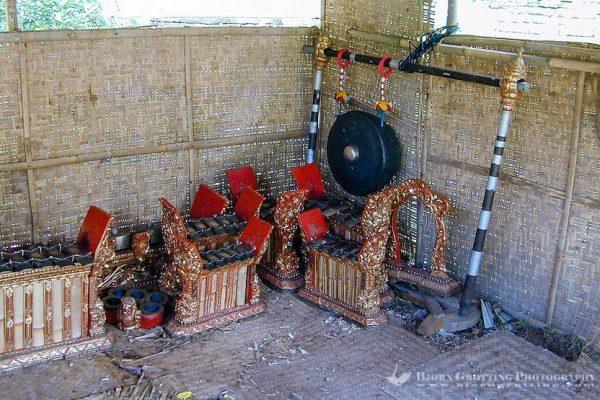 The history of Gamelan