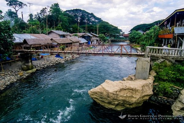 Go to Bukit Lawang