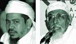 Ja'Far Umar Thalib and Abu Bakar Ba'asyir