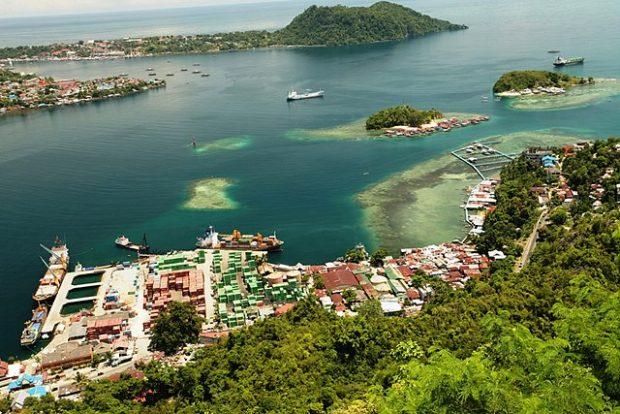 Jayapura Bay Papua