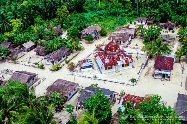 maluku village