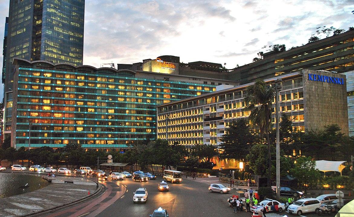 Hotel Indonesia.