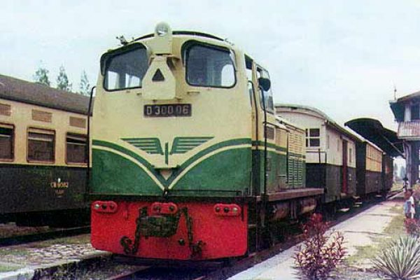History of railways in Indonesia