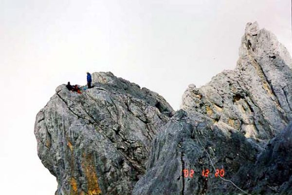 The Carstensz expedition 2002/2003