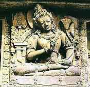 A statue of Siwa