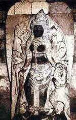 Durga Mahisasuramardani