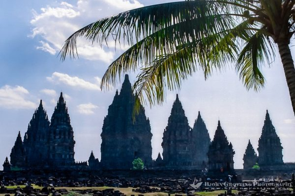 The Prambanan Temple Complex