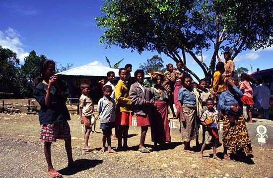 Fatumnasi villagers