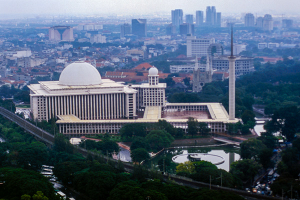 Foreign Embassies to Indonesia