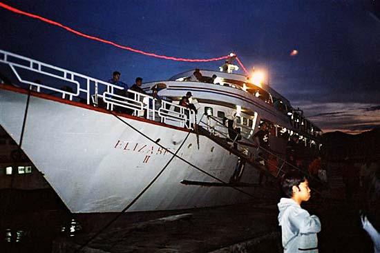 Elisabet 2, passenger vessel