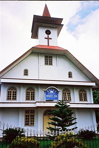 Church on Sangihe