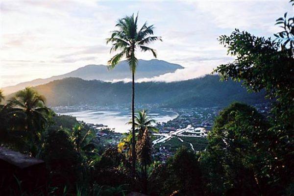 Sangihe and Talaud islands