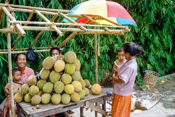 Singaraja, center of Northern Bali