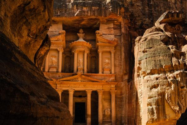 Petra, the rose red city