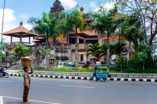 Gianyar, the richest district on Bali